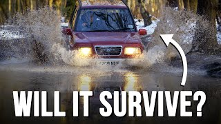 homepage tile video photo for Will My £700 Vitara Survive Off Road?