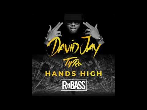 David Jay & TyRo - Hands High (RnBass)