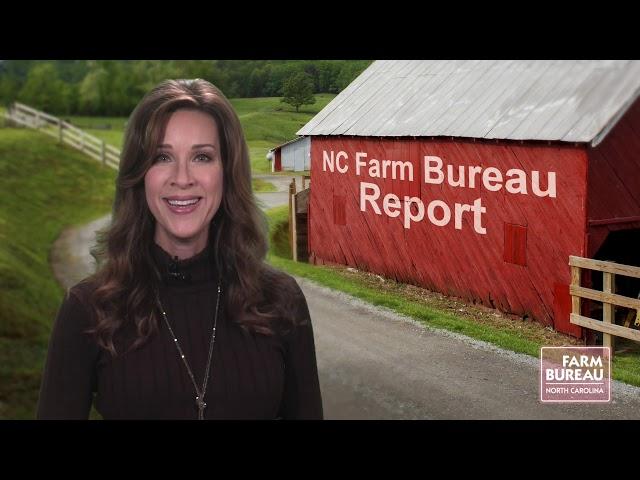 NC Farm Bureau Report for Nov. 20, 2020