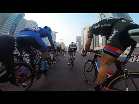 #InsideOut - On-board footage of Abu Dhabi Tour stage 2