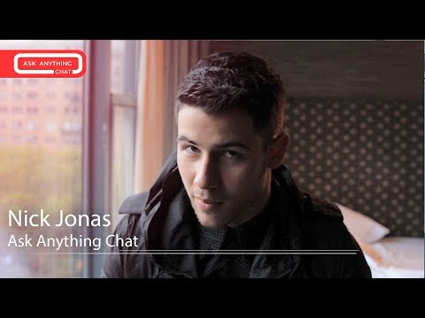 Nick Jonas Answers Fan Questions On Ask Anything Chat w/ Romeo, SNOL ​​​ - AskAnythingChat