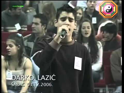 Darko Lazic - Audicija za Zvezde Granda - Sabac - (Tv Pink 2006)
