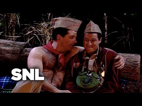 Thumbnail: Canteen Boy and the Scoutmaster - Saturday Night Live