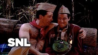 Canteen Boy and the Scoutmaster - Saturday Night Live