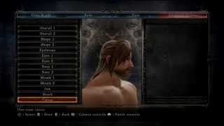 Dark Souls 2 - Character Customization