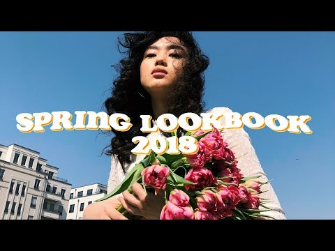 Spring Lookbook 2018 (with Review4Fashion)