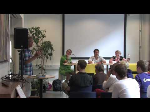 ALMEDALSVECKAN - Panikjuridik - har konst och yttrandefrihet några gränser? del 9 av 10