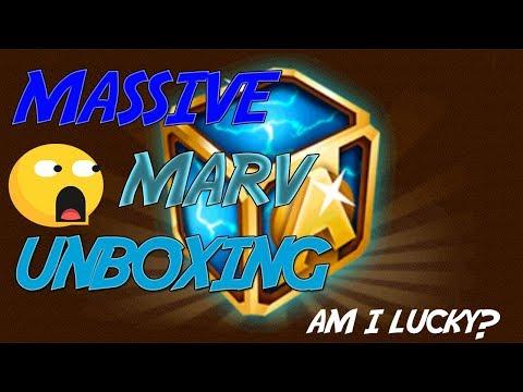 Arcane Legends Opening 60 Massive Marvelous Locks