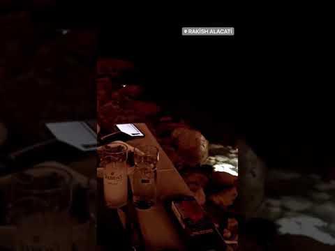 Gece İçkili Boomerang / Rakı Masası Snap / Gece İçkili Snap / Tatil Story / Manzara Snap