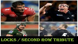 """Rugby Tribute : Locks/Second Row """" Giants among humans"""" Rugby Highlights """" Big hits e Runs"""""""