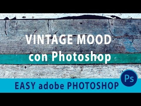 Vintage mood applicazione