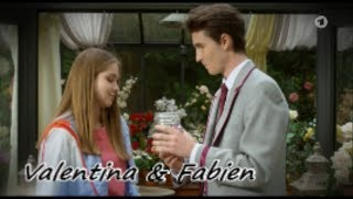 Valentina & Fabien - There´s a Place For  Us || Sturm der Liebe