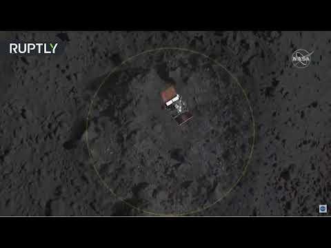 'We got there!' | NASA spacecraft makes touchdown on asteroid Bennu