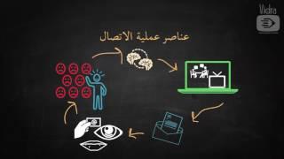عناصر عملية الاتصال Youtube