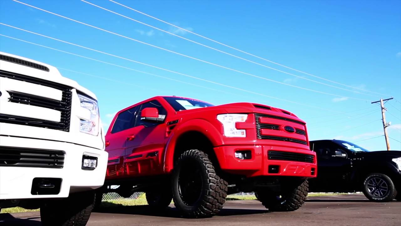 Ford Tuscany Models Built On F  Trucks Vancouver Bc