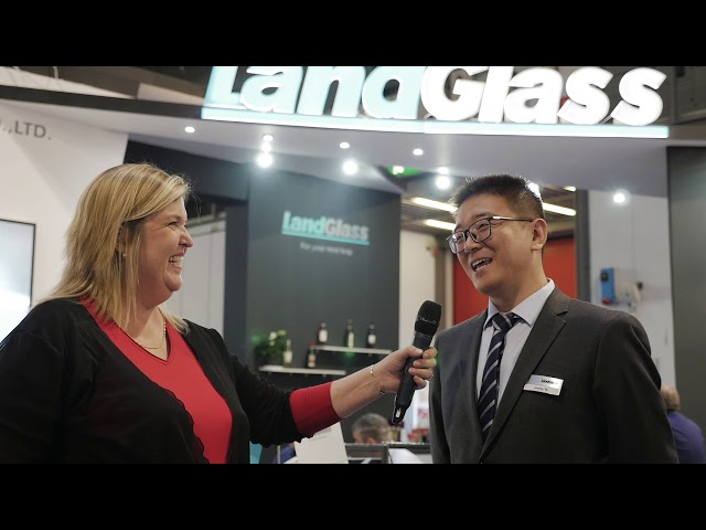 Many benefits to LandGlass' newest UltraJet oven