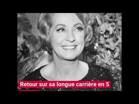 Danielle Darrieux en 5 films