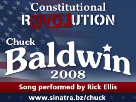 """Chuck Baldwin"" Song Performed By Rick Ellis"