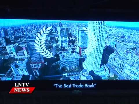 Lao NEWS on LNTV: Cathay United sets to support the rapid growth of the Lao economy.22/12/2014