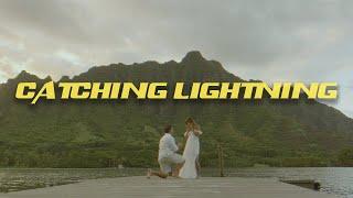 "Kolohe Kai - ""Catching Lightning"" // Official Music Video"