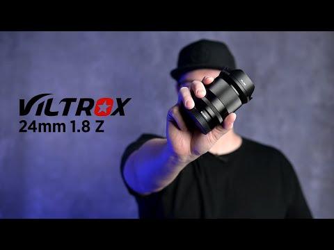 275 Viltrox 24mm 1.8 dla Nikon Z (FX)