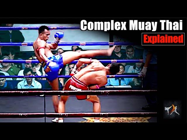 Most High Level 5 Seconds in Muay Thai History? -  Brilliant Exchanges | Lamnamoonlek vs Kiewpaya