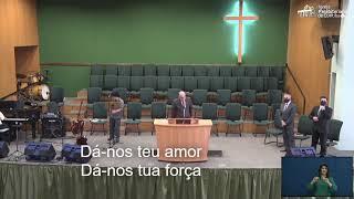 22/11/2020 - Culto 11h - Rev. Juarez Marcondes Filho #live