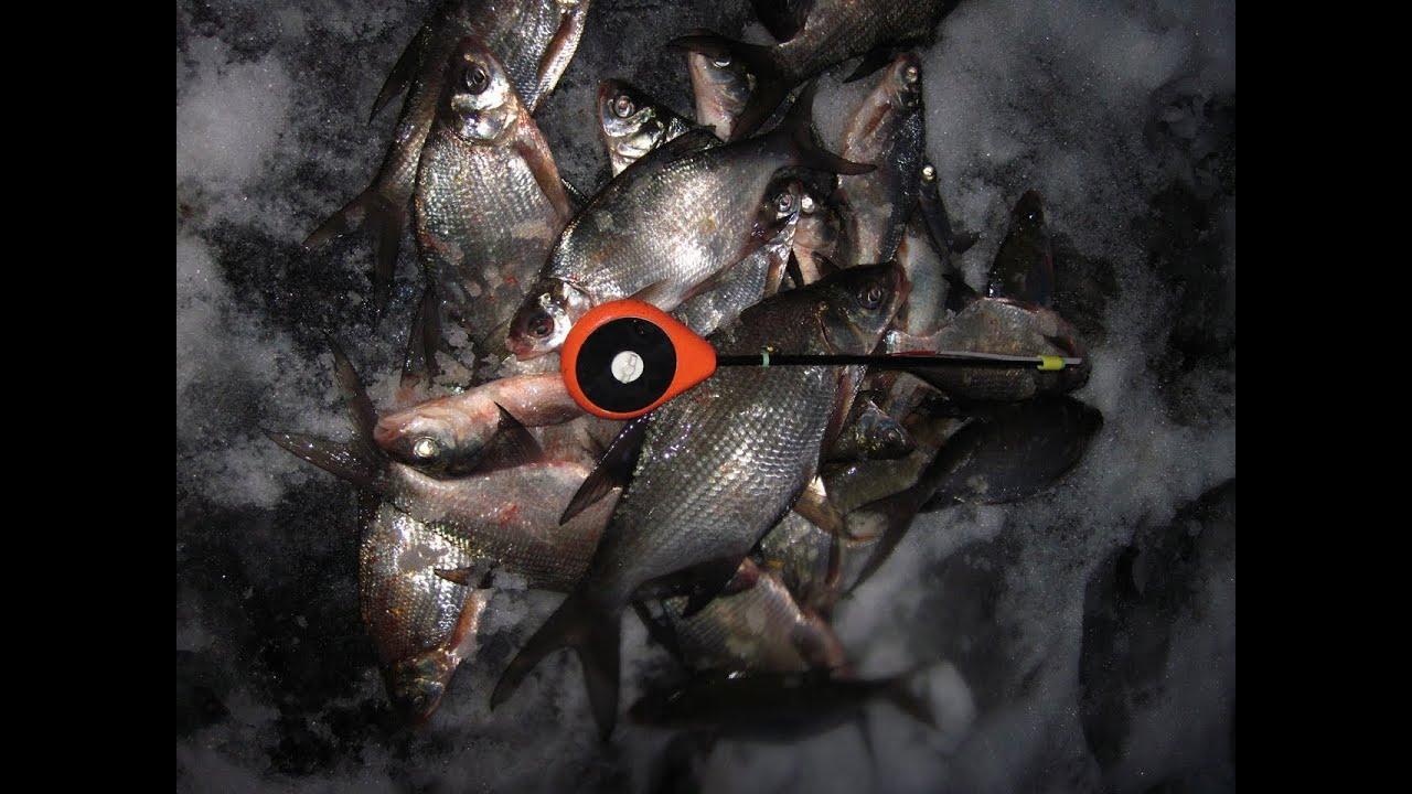 зимняя рыбалка ловля плотвы прикормка