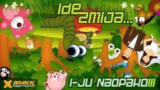 Ide Zmija - i Ju Naopako! (2014) Upside-Down Running Snake
