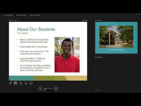 Study Abroad |Chemeketa Community College