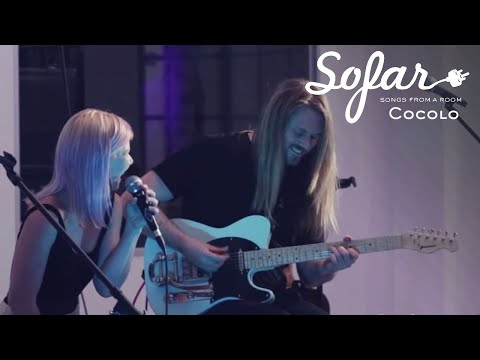 Cocolo - Blue Sky Baby | Sofar Cape Town