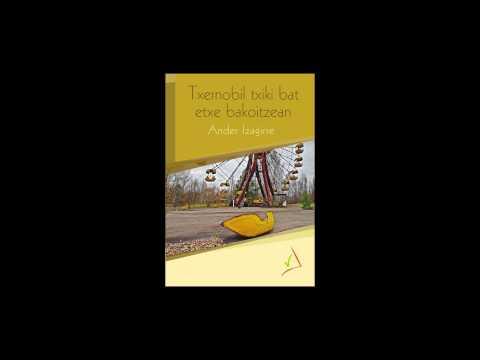 Audioliburua - Txernobil txiki bat etxe bakoitzean