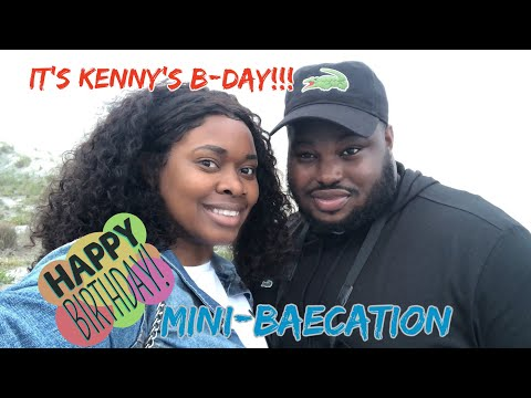 Trip To Atlantic City: Birthday Vlog