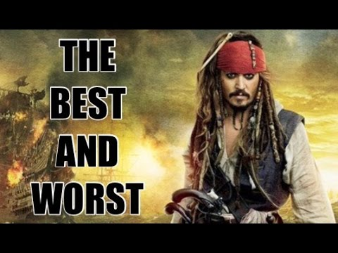 THE BEST AND WORST OF PIRATES OF THE CARIBBEAN