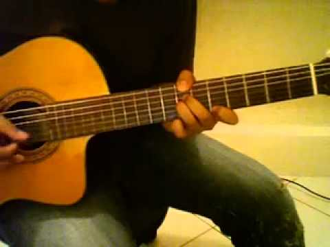 """""""Adelaide Sky"""" - guitar lesson by Adhitia Sofyan."""