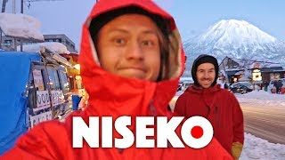 GOING TO NISEKO!