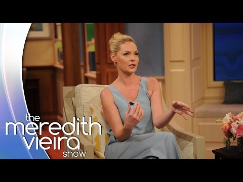 Katherine Heigl On Being Labeled A Diva  The Meredith Vieira