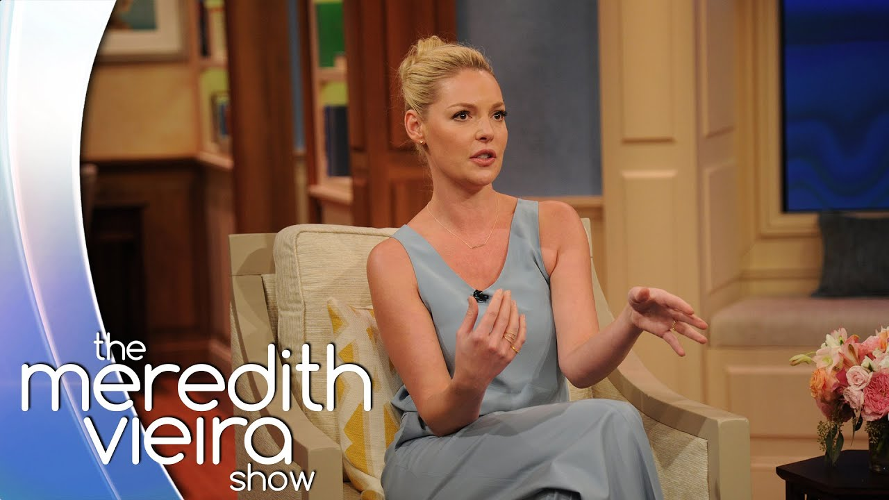 Katherine heigl on being labeled a diva the meredith vieira show youtube - Katherine heigl diva ...