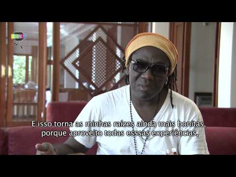 "Richard Bona Interview - ""The Modern Griot"""
