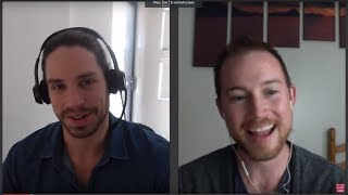 Ask Mark LIVE ft. Clayton Olson   Intuition Versus Insecurities   Dating A Guy With Depression