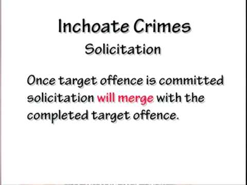 crime inchoate offenses essay Below is an essay on preparatory crime from anti essays, your source for research papers, essays, and term paper examples preparatory crime for a case to be inchoate the person that is.