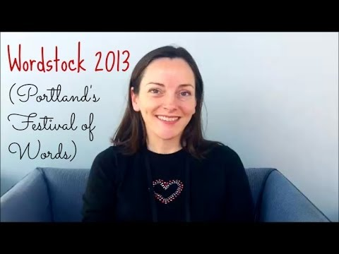 Wordstock 2013 (Portland's Festival of Words) (Ep. 6)