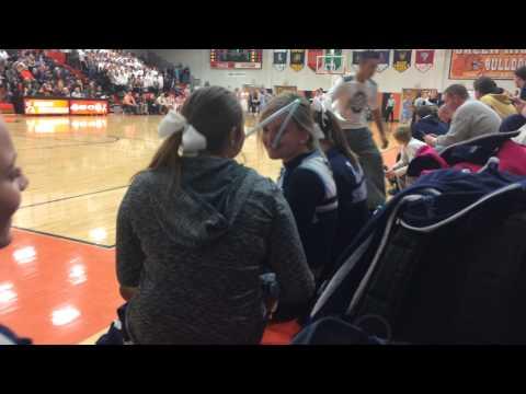 Louisville High School Cheerleading 2014-2015