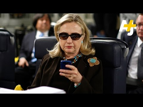Who Is Hillary Clinton Emailing?