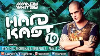 ANDY WHITBY HARDKAST 019 (FULL MIX & DL) - Andy Farley guestmix, Cally Gage, Klubfiller + more