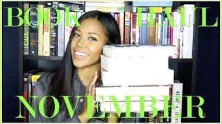 NOVEMBER BOOK HAUL 2014 Thumbnail