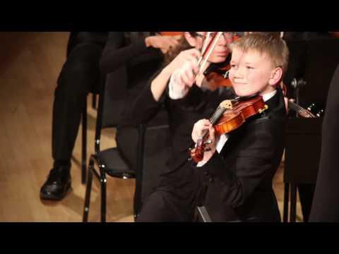 Youth Symphony, Duke University String School, Shelley Livingston, Conductor Mp3
