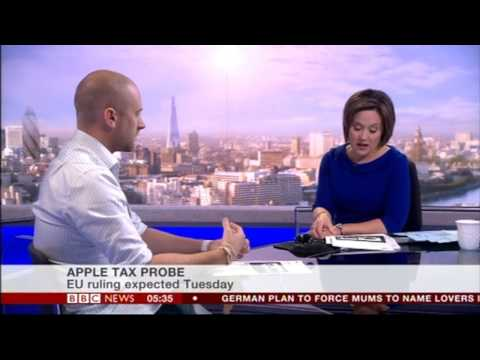 Jamie Gavin, inPress Online, BBC Apple Story