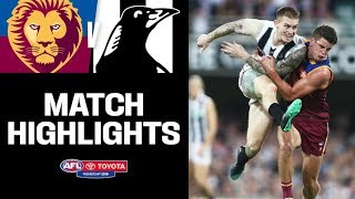 Beams returns to the Gabba | Brisbane v Collingwood Highlights | Round 5, 2019 | AFL