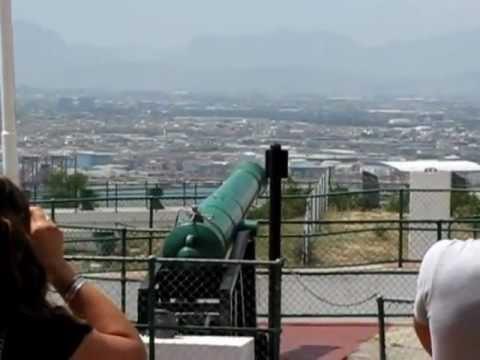 Noon day gun blast